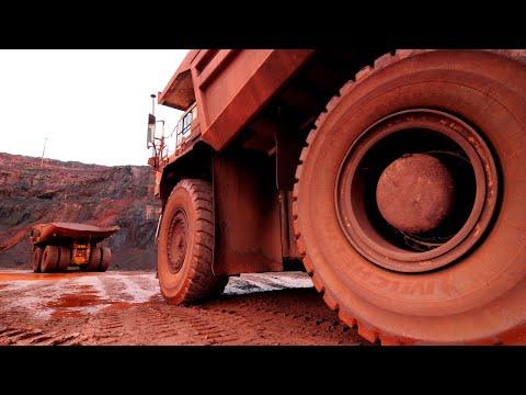Iron Ore Bolsters Australian Market