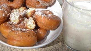 Rosquillas  Soft Spanish Cookies