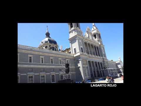 MADRID  CATEDRAL DE LA ALMUDENA