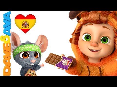 😍 Canciones para Niños | Canciones Infantiles en Español de Dave y Ava 😍 - Поисковик музыки mp3real.ru