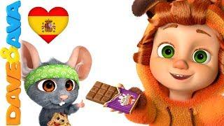 😍 Canciones para Niños   Canciones Infantiles en Español de Dave y Ava 😍