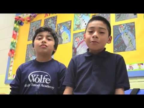 Wolfe Street Academy After School Program 2014-2015