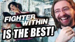 Best Kinect Bullsh*t Ever - FIGHTER WITHIN!