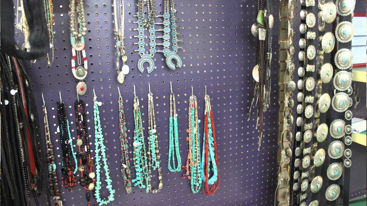 Bud Adcock Teds Pawn Old Pawn Native American Jewelry