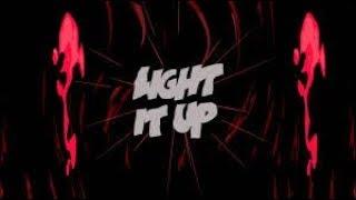 Major lazer light it up (offical roblox music video)