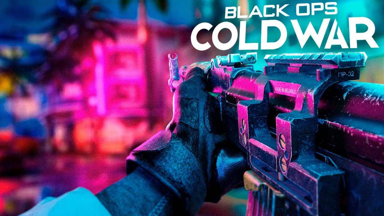 RACHAZA EN MI PRIMERA VEZ CALL OF DUTY BLACK OPS COLD WAR