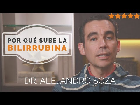 Bilirrubina alta: Por qué se eleva la bilirrubina [2020] #hígado #salud #cirrosis