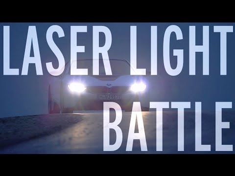 How BMW Beat Audi to Production Laser Headlamps