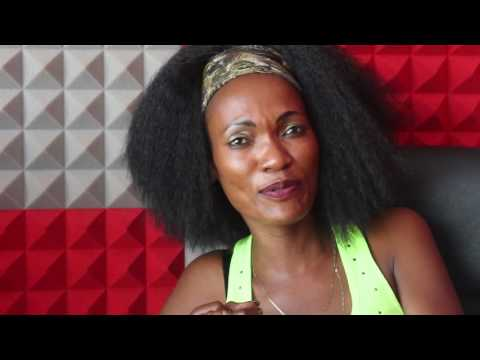 "GOGO B INTERVIEW on ""A Moment With..."" (Directed by Blessing Chiwoto)"