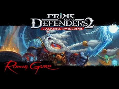 видео: roman guro. prime world: defenders 2. Сreating promo.