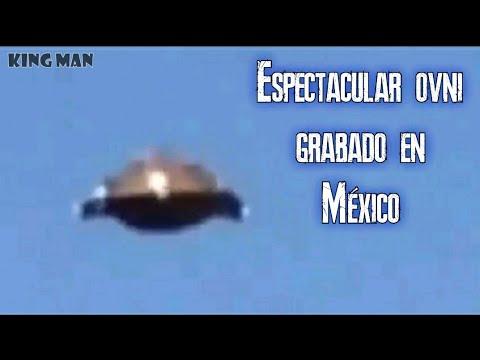Impactante OVNI grabado en México 25/03/2021