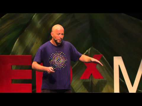 The Geometry of Particle Physics: Garrett Lisi at TEDxMaui 2013