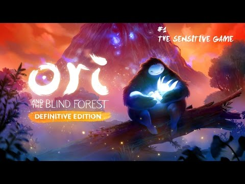 Ori & The Blind Forest Definitive Edition #1   The sensitive game   English Gameplay