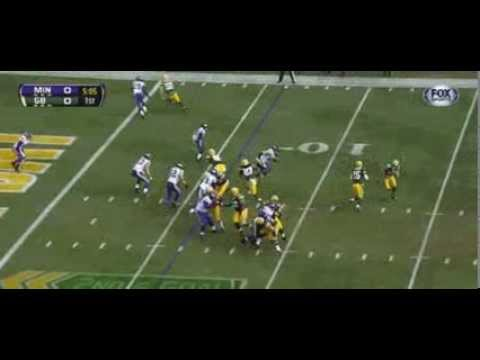 Scott Tolzien Spin Move TD green bay