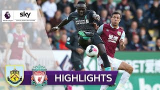 Liverpool ohne Gnade | FC Burnley - FC Liverpool 0:3 | Highlights - Premier League 2019/20