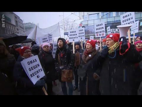 Österreich: Omas gegen rechts | ARTE Journal
