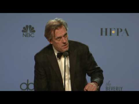 Thumbnail: Hugh Laurie - Golden Globes 2017 - Full Backstage Interview