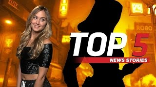Weekly Top 5: Overwatch's Ongoing Mystery and PS4 Slim Leak - IGN Daily Fix