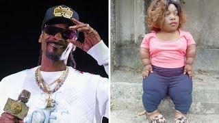 Tausi atua kwenye akaunti ya Instagram ya rapper Snoop Dogg