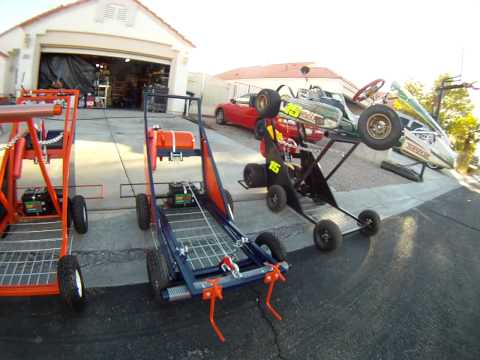 One Man Go Kart Lift Stand Doovi