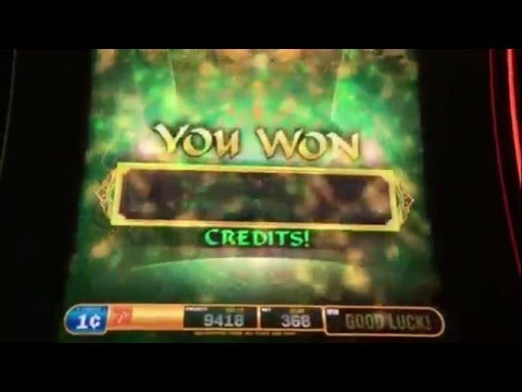 HUGE! AMAZING! ~*~Happy Valentine's Day!~*~ WMS Fu Dao Le Slot! MEGA BONUS & PROGRESSIVES!