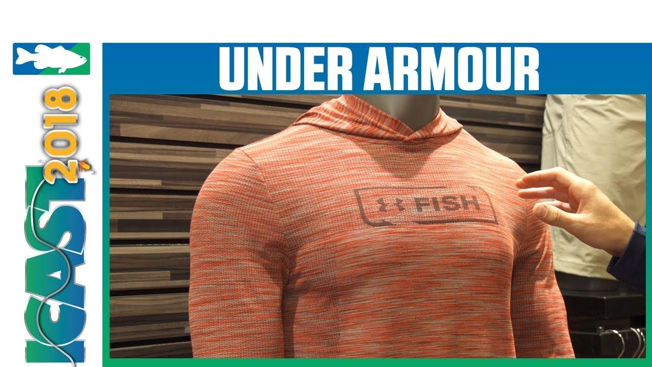 Under Armour Boys Ua Bait /& Tackle Fish Icon Ss
