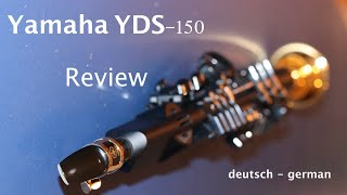 Yamaha YDS 150 - Review - deutsch. Digital Saxophone. Bedienelemente, Funktionen und mehr ...