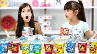 Don't Choose The Wrong Slime Ingredient Challenge!
