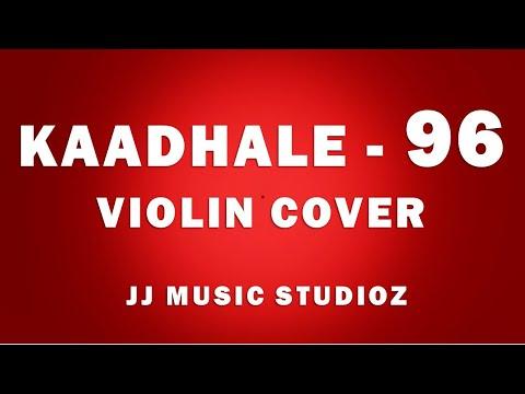 Kaathalae / Anthaathi | Violin Cover | 96 Song | Shimon | Jos | Govind Vasantha | JJ Music Studioz