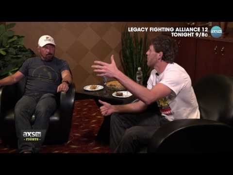 Pat Miletich Sits Down With Ben Neumann Before LFA 12