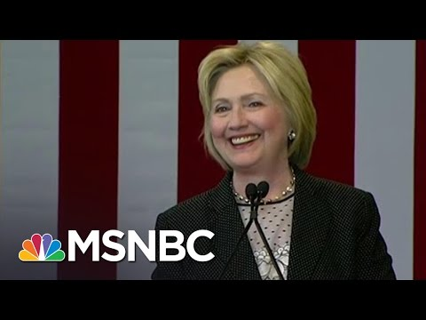 Hillary Clinton: Donald Trump's Books 'All Seem To End At Chapter 11' | MSNBC