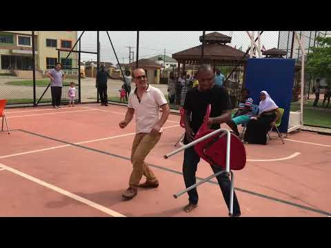 Galaxy Int'l School  Ghana-Staff Picnic 2017