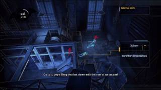 E3 2009: Batman: Arkham Asylum Stage Demo