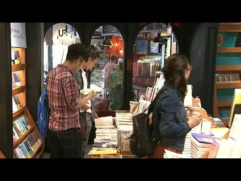 London Book Fair provides platform for Chinese books to the West