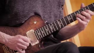 Tender Surrender - Steve Vai - Solo Cover - Matteo Tronchin