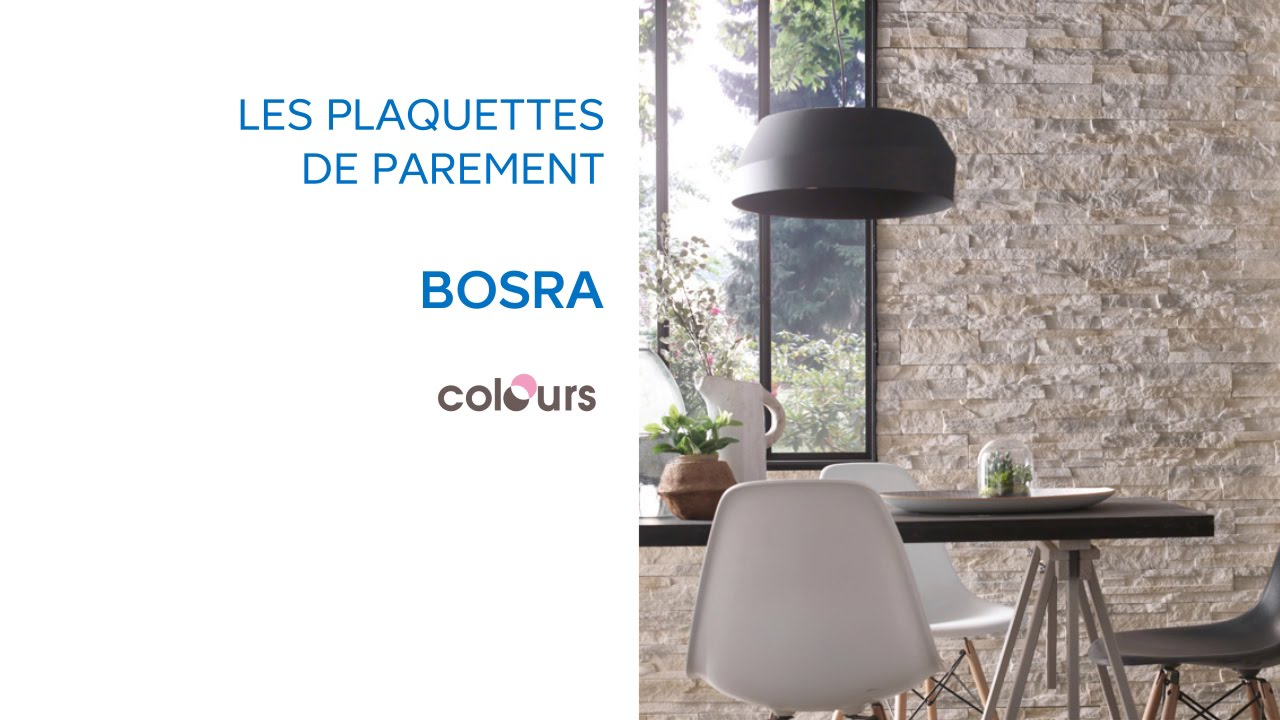 Plaquette de parement bosra colours 676388 castorama doovi for Castorama roma