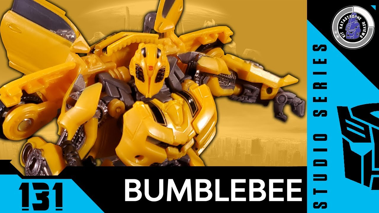 Studio Series SS-49 Bumblebee Review By Kit Katastrophe