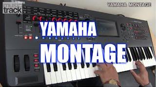 YAMAHA MONTAGE Demo & Review [English Captions]