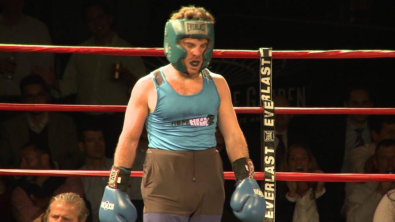 Fight 7    Tom McBee vs Eric Cohen