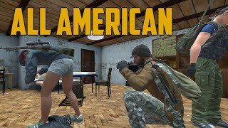 THE ALL AMERICAN WAY (DayZ Standalone)