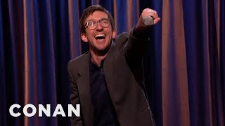 Mark Little Stand-Up 03/31/15  - CONAN on TBS