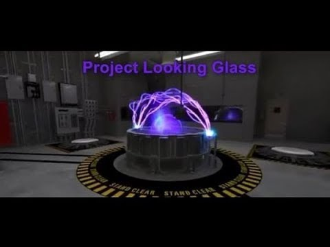 Project Looking Glass S4 Area 51 (Alice in Wonderland)