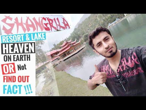 Shangrila Resort & Kachura Lake (Heaven On Earth) Skardu, Gilgit Baltistan, Pakistan