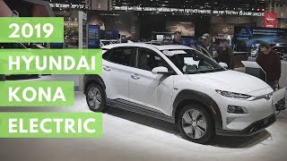 2019 Hyundai Kona Electric | A quick look from the 2019 Chicago Auto Show