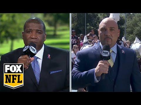 Jay Glazer on just how serious Teddy Bridgewater's knee injury was - FOX NFL Sunday