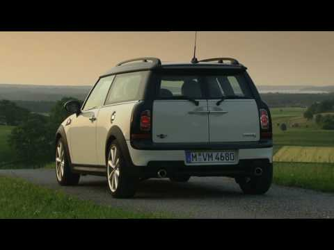 All new MINI Cooper S Clubman 2011