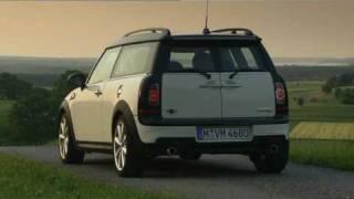 All new MINI Cooper S Clubman 2011