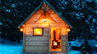"""""""pop-up"""" Cabin Designed To Be Built In A Single Day - Ep 1"""