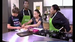 Chicken Cordon Bleu With Expresso Kids Cooking
