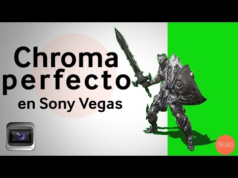 Chroma Key perfecto en Sony Vegas   HD   Español